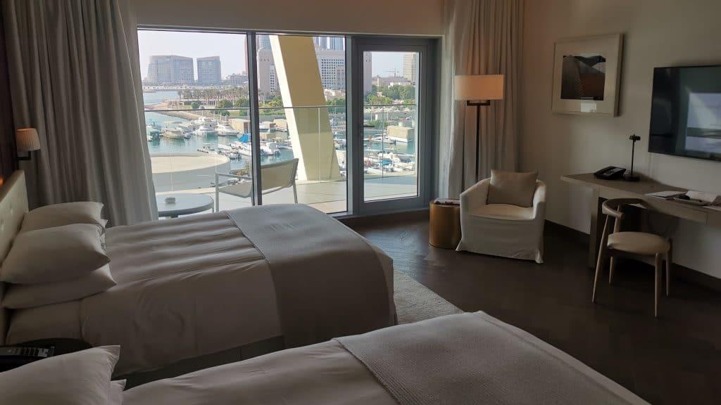 Edition Abu Dhabi Twin Zimmer