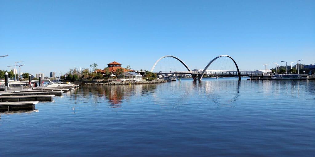 Elizabeth Quay Perth