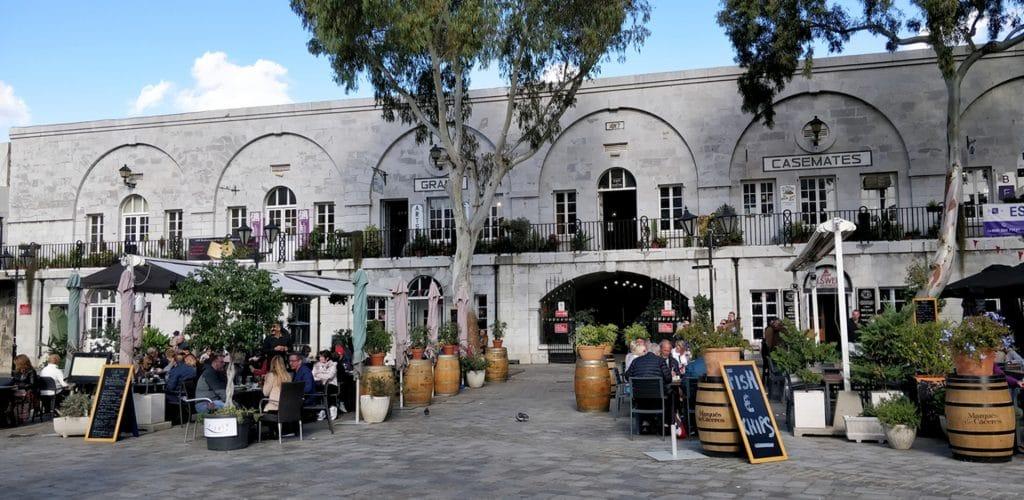 Gibraltar Innenstadt