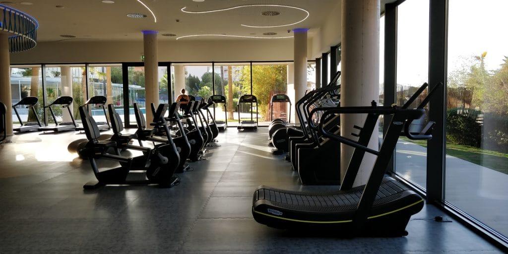 Higueron Hotel Malaga Curio Fitness