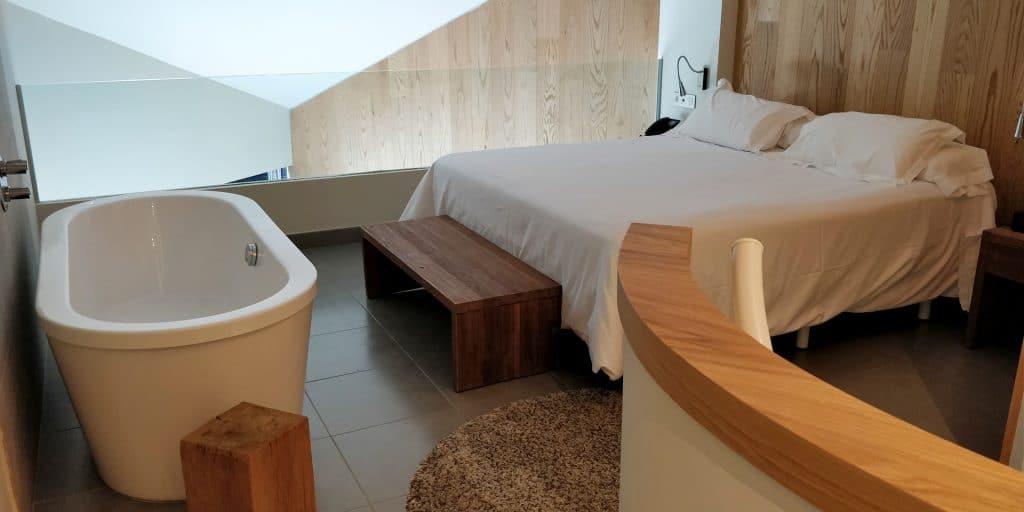 Higueron Hotel Malaga Curio Suite