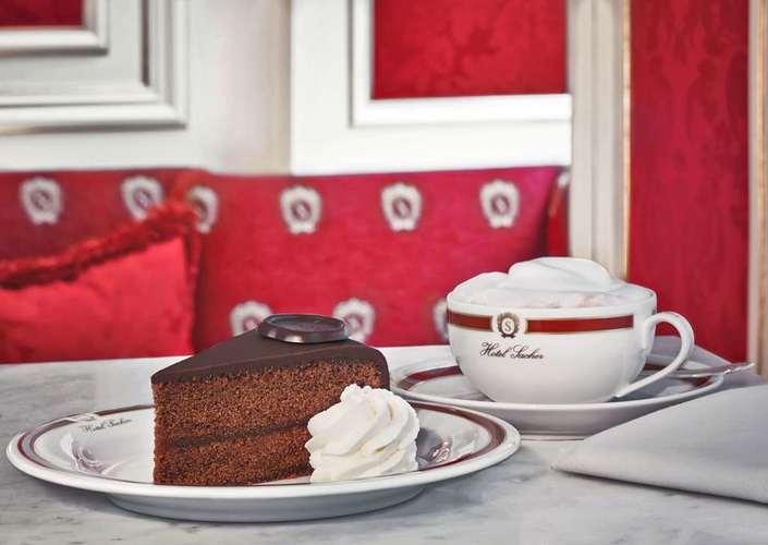 Hotel Sacher Wien Café