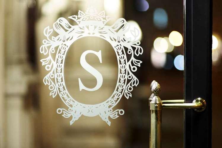 Hotel Sacher Wien Eingangstür