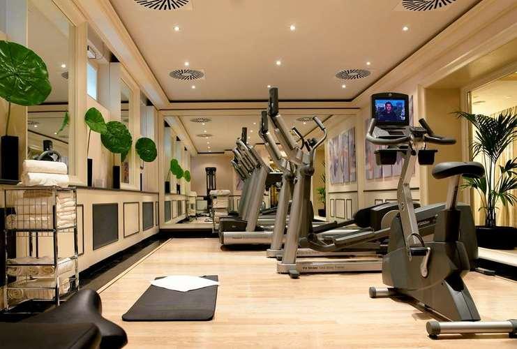 Hotel Sacher Wien Fitness