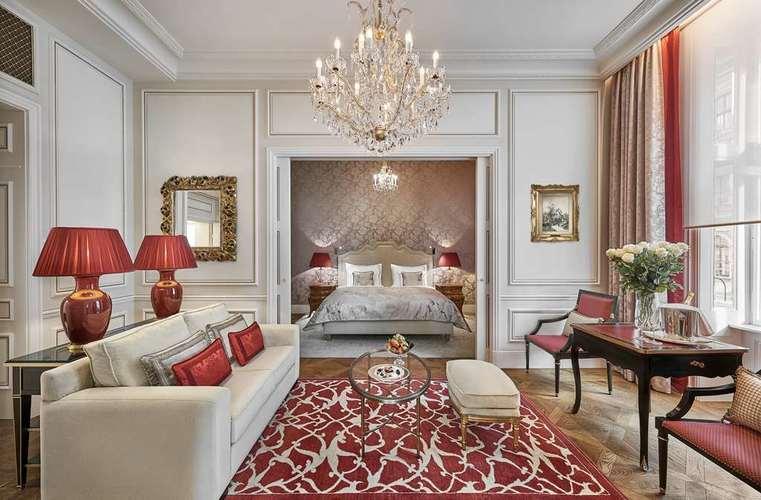 Hotel Sacher Wien Suite