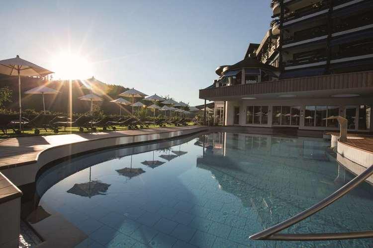 Hotel Traube Tonbach Pool