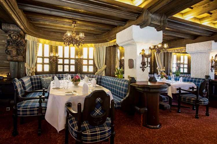 Hotel Traube Tonbach Restaurant