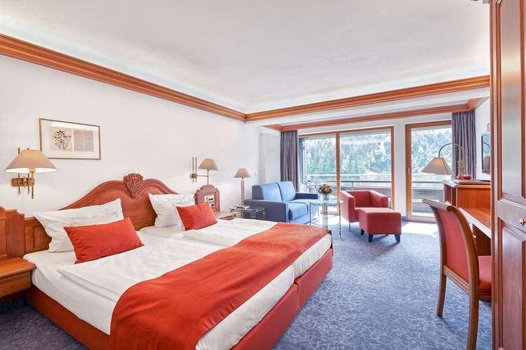 Hotel Traube Tonbach Zimmer