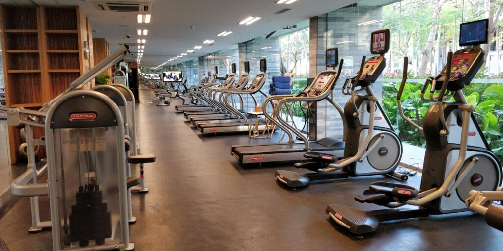 InterContinental Sanya Resort Fitness 2