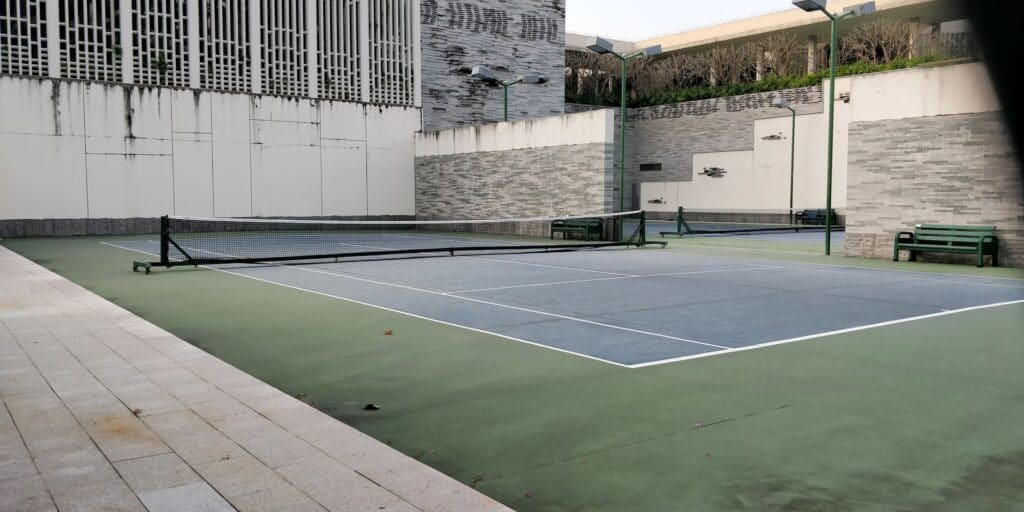 InterContinental Sanya Resort Tennis