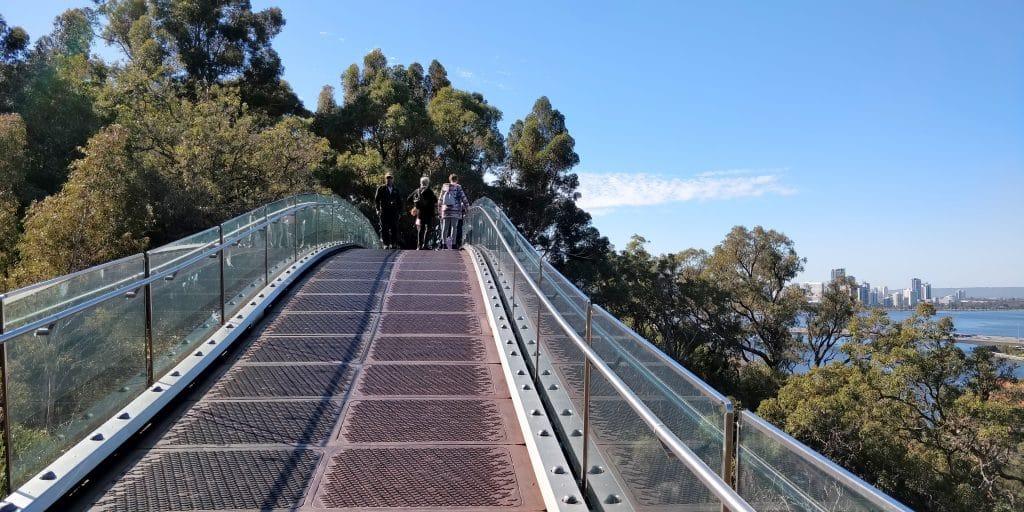 Kings Park And Botanic Garden Perth Law Walk