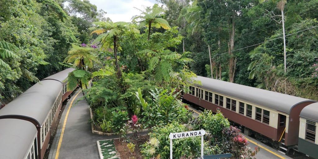 Kuranda Train 2