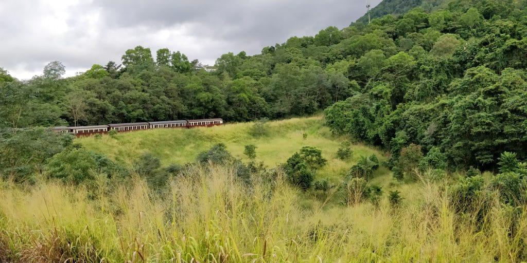 Kuranda Train 5