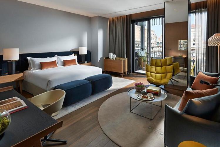 Mandarin Oriental Barcelona Zimmer