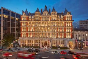 Mandarin Oriental London Hotel Bild
