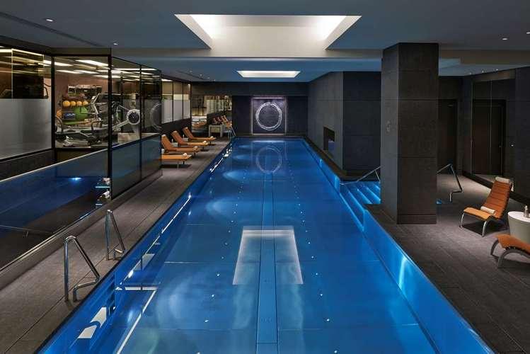 Mandarin Oriental London Pool