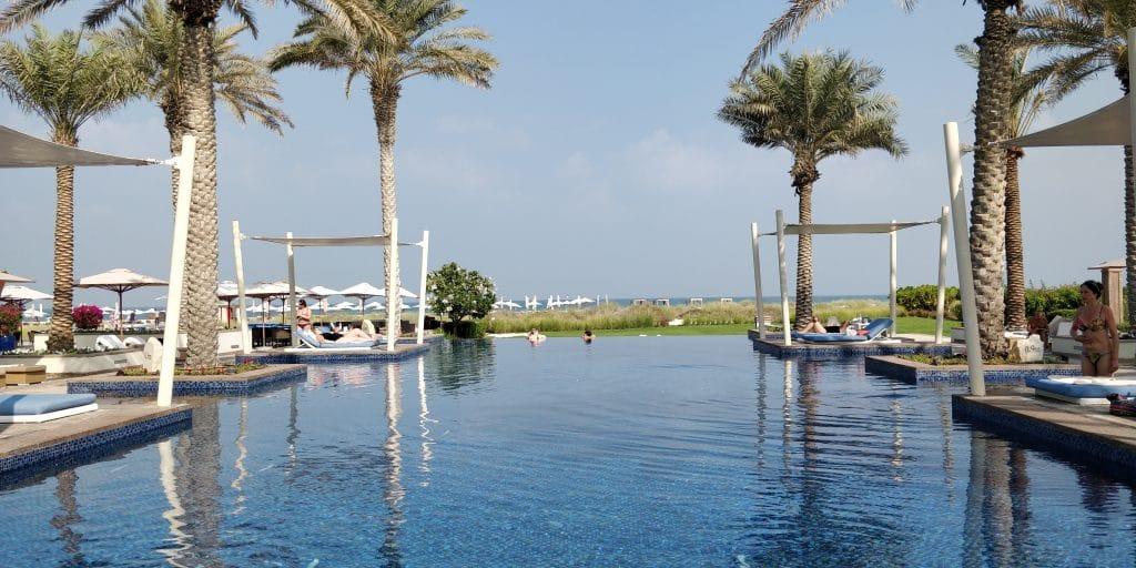 Park Hyatt Abu Dhabi Pool 2