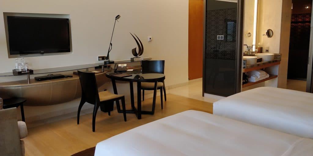 Park Hyatt Abu Dhabi Zimmer