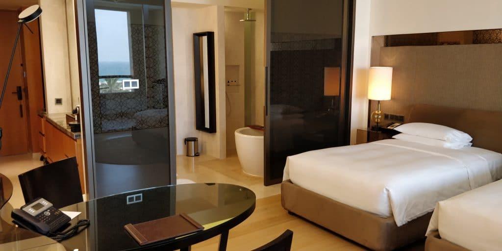 Park Hyatt Abu Dhabi Zimmer 2