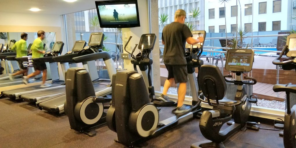 Parmelia Hilton Perth Fitness