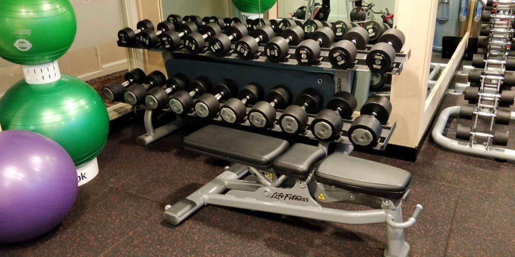 Parmelia Hilton Perth Fitness 2
