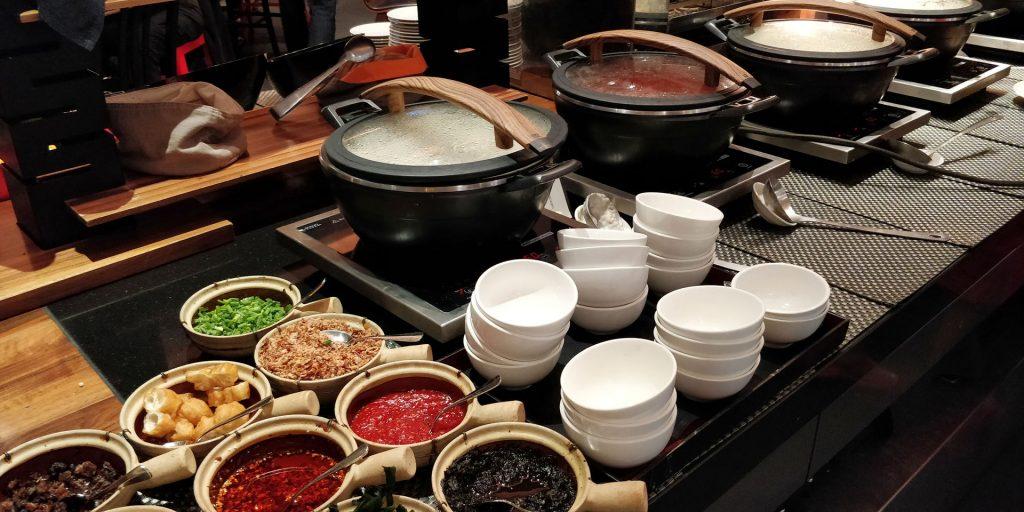 Parmelia Hilton Perth Frühstück 2