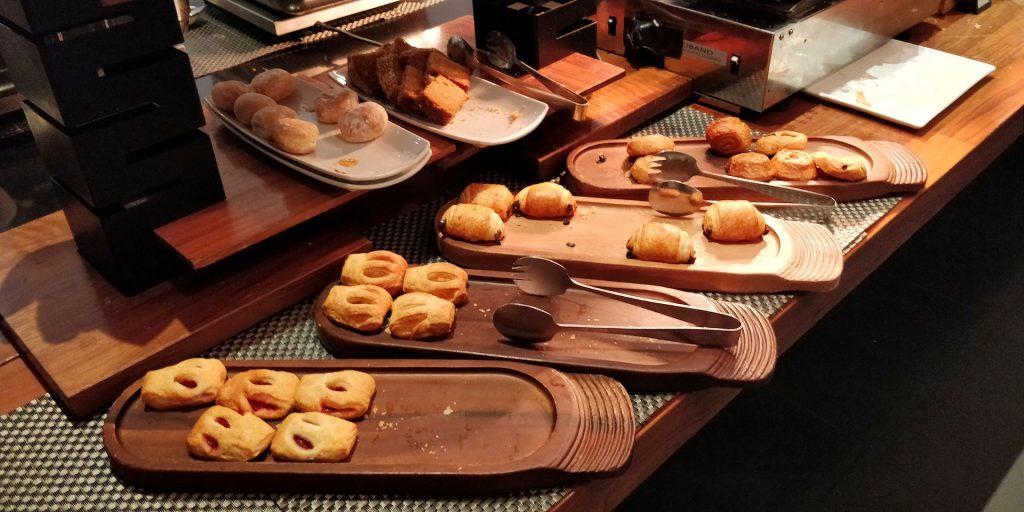 Parmelia Hilton Perth Frühstück 3