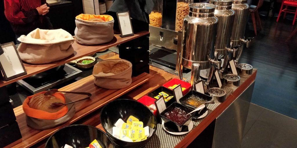Parmelia Hilton Perth Frühstück 4