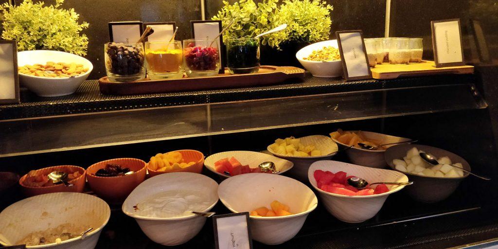 Parmelia Hilton Perth Frühstück 5