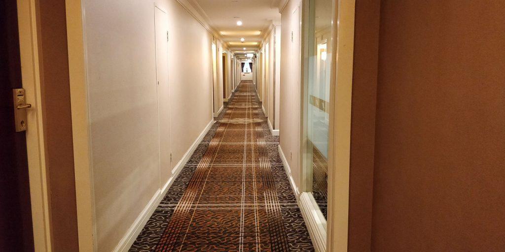Parmelia Hilton Perth Gang