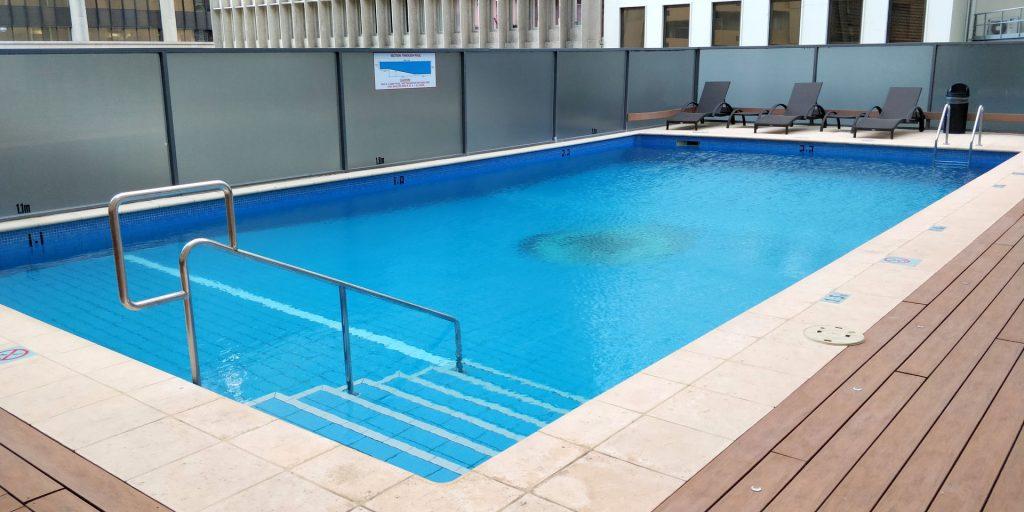 Parmelia Hilton Perth Pool