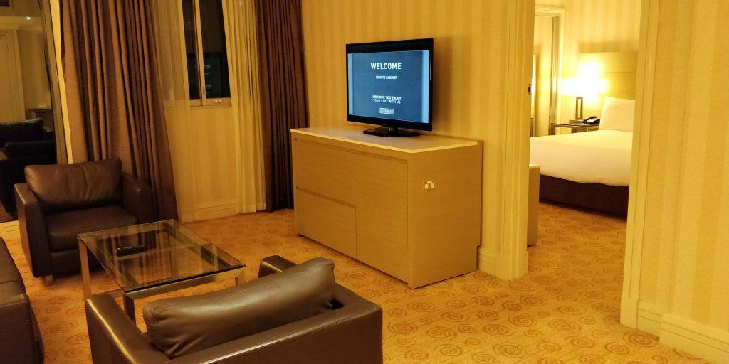 Parmelia Hilton Perth Suite
