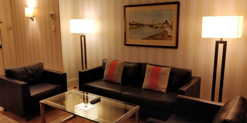 Parmelia Hilton Perth Suite 2