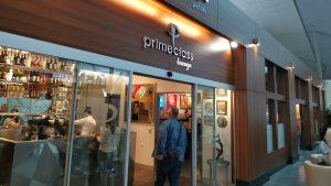 PrimeClass Lounge Tiflis Eingang