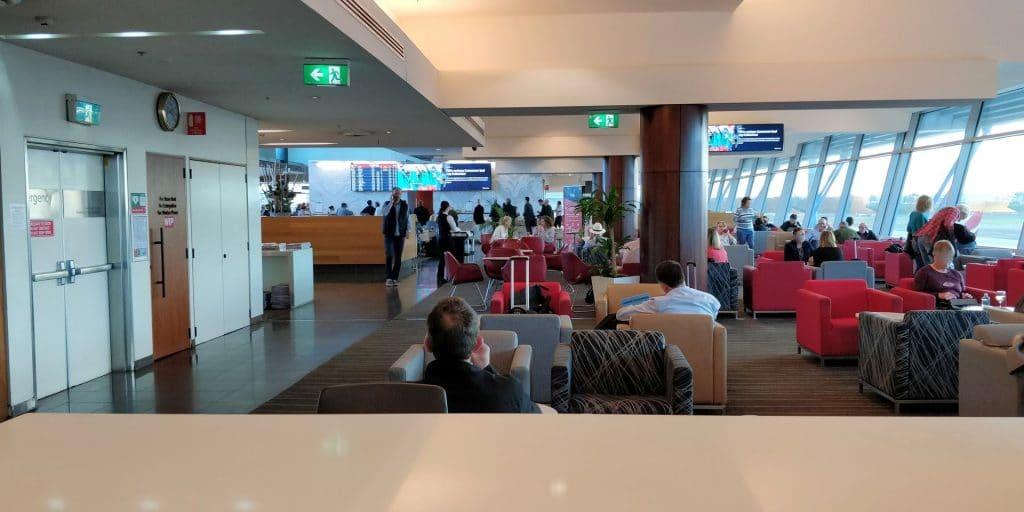 Qantas Club Sydney