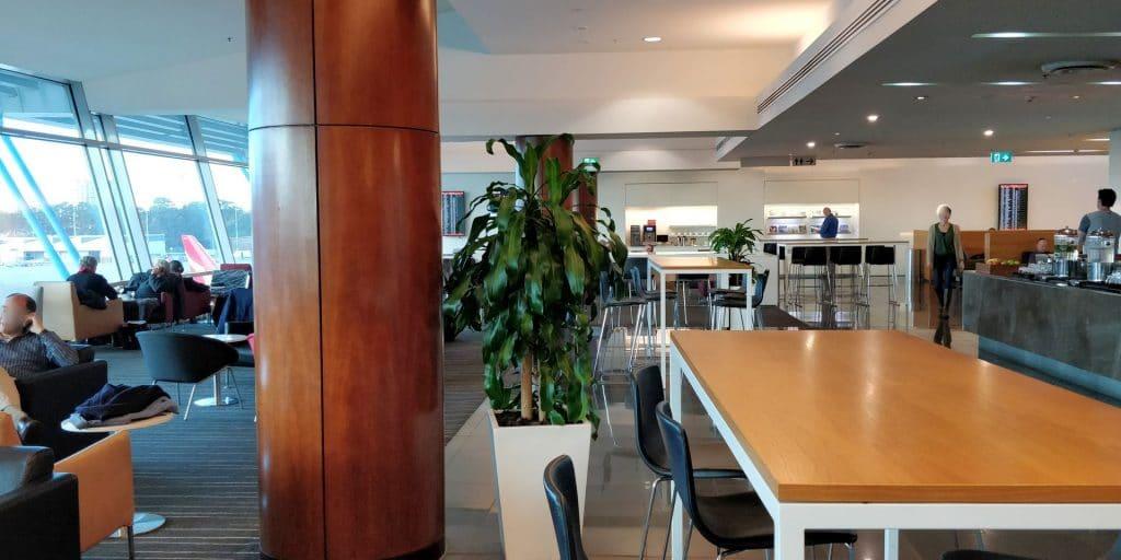 Qantas Club Sydney 2