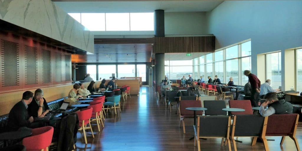 Qantas Club Sydney 7