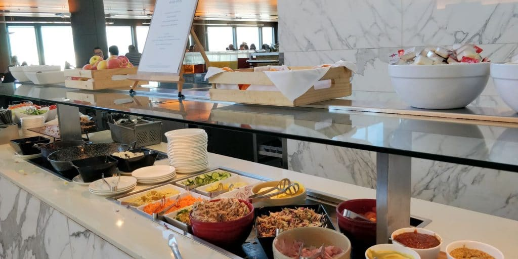 Qantas Club Sydney Buffet 4