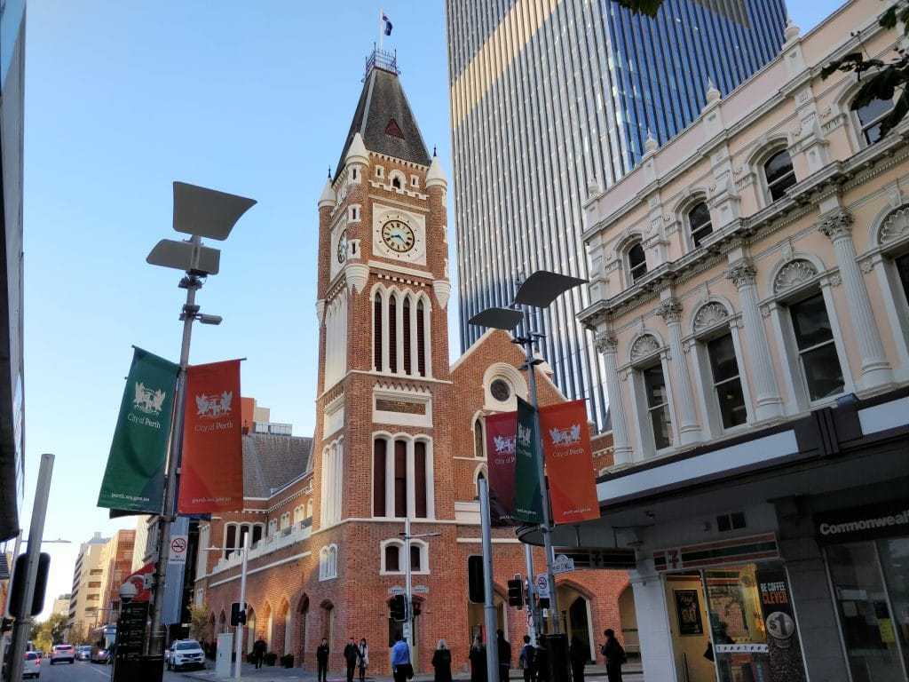 Rathaus Perth 2
