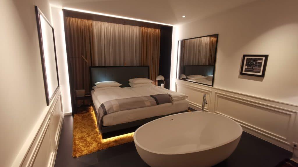 Roomers München Deluxe Premium Zimmer