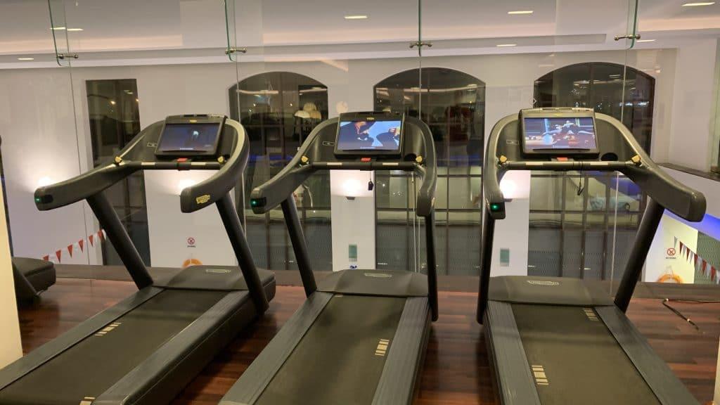 St Regis Saadiyat Island Fitness 1
