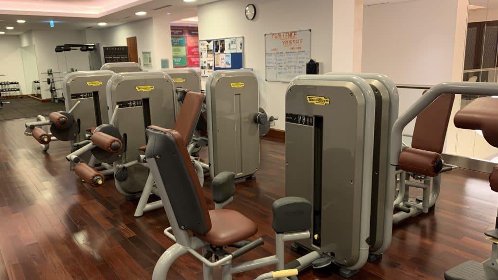 St Regis Saadiyat Island Fitness 3