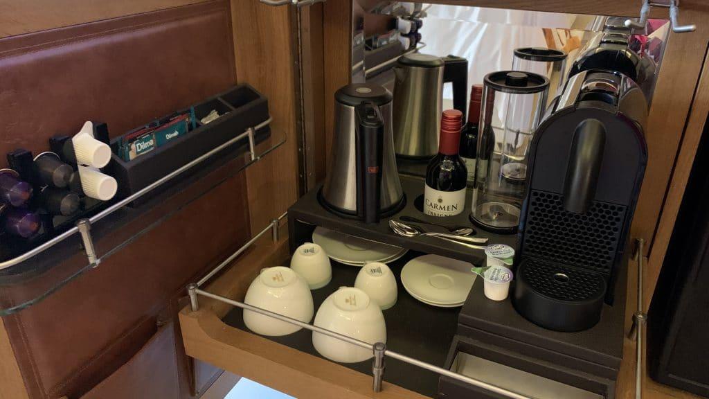 St Regis Saadiyat Island Kaffee