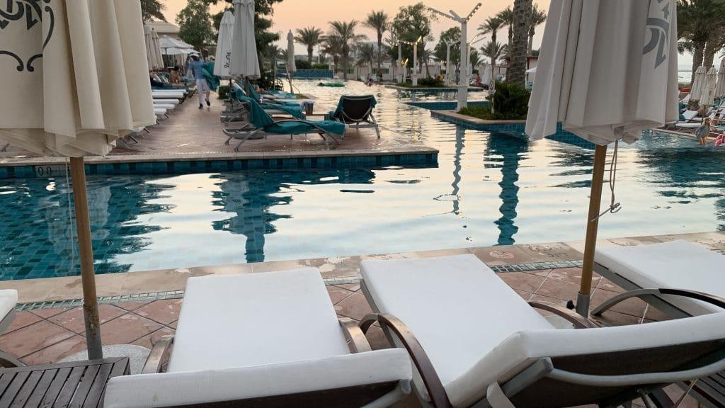 St Regis Saadiyat Island Pool 2