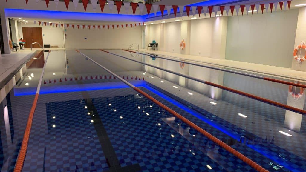 St Regis Saadiyat Island Pool 5
