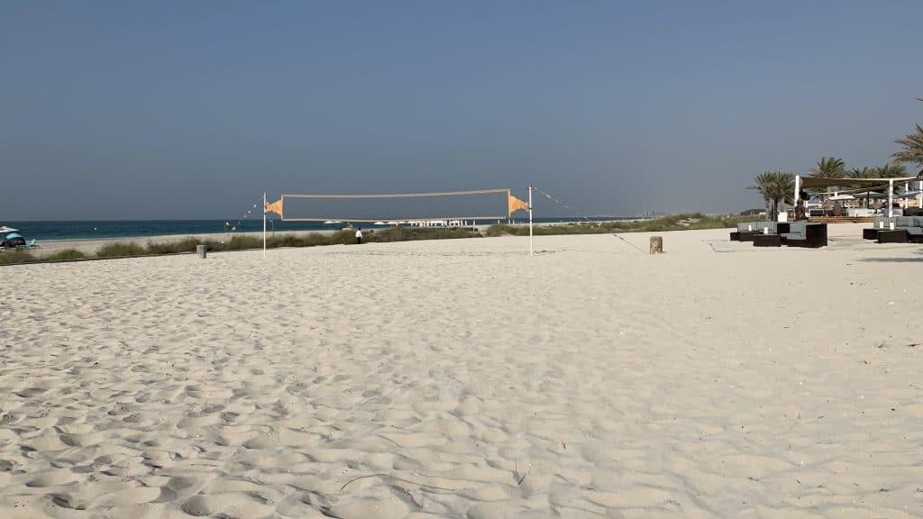 St Regis Saadiyat Island Strand 1