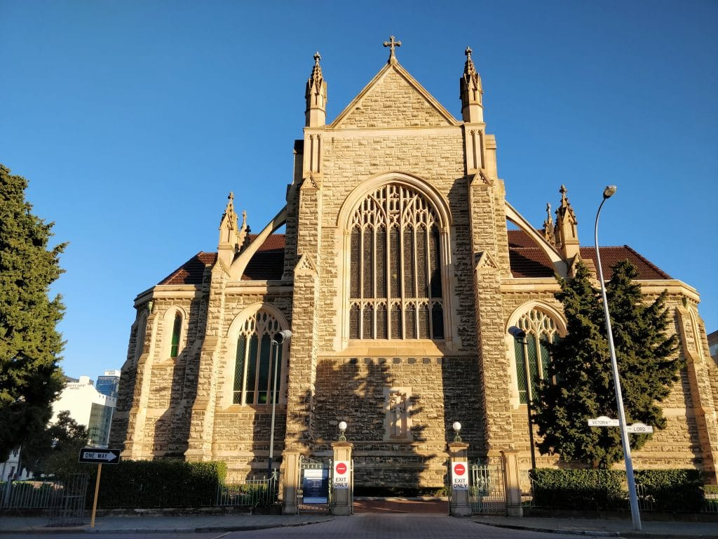 St. Mary's Kathedrale Perth 2