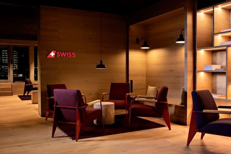 Swiss Alpine Lounge ZRH 1