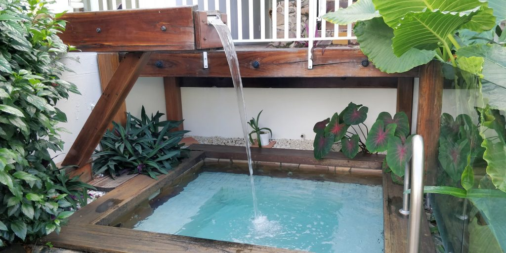 The Reef House Palm Cove Jacuzzi