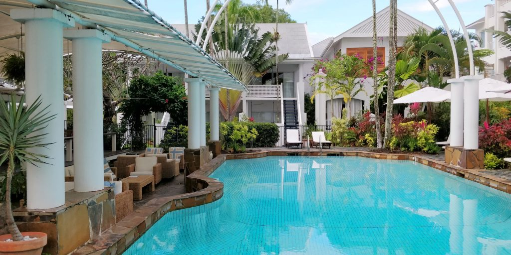 The Reef House Palm Cove Pool 3